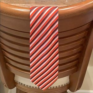 Men's Striped Tie